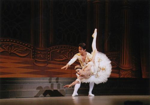第一回 バレエスタジオレーヴ発表会03