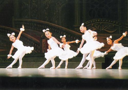 第一回 バレエスタジオレーヴ発表会10